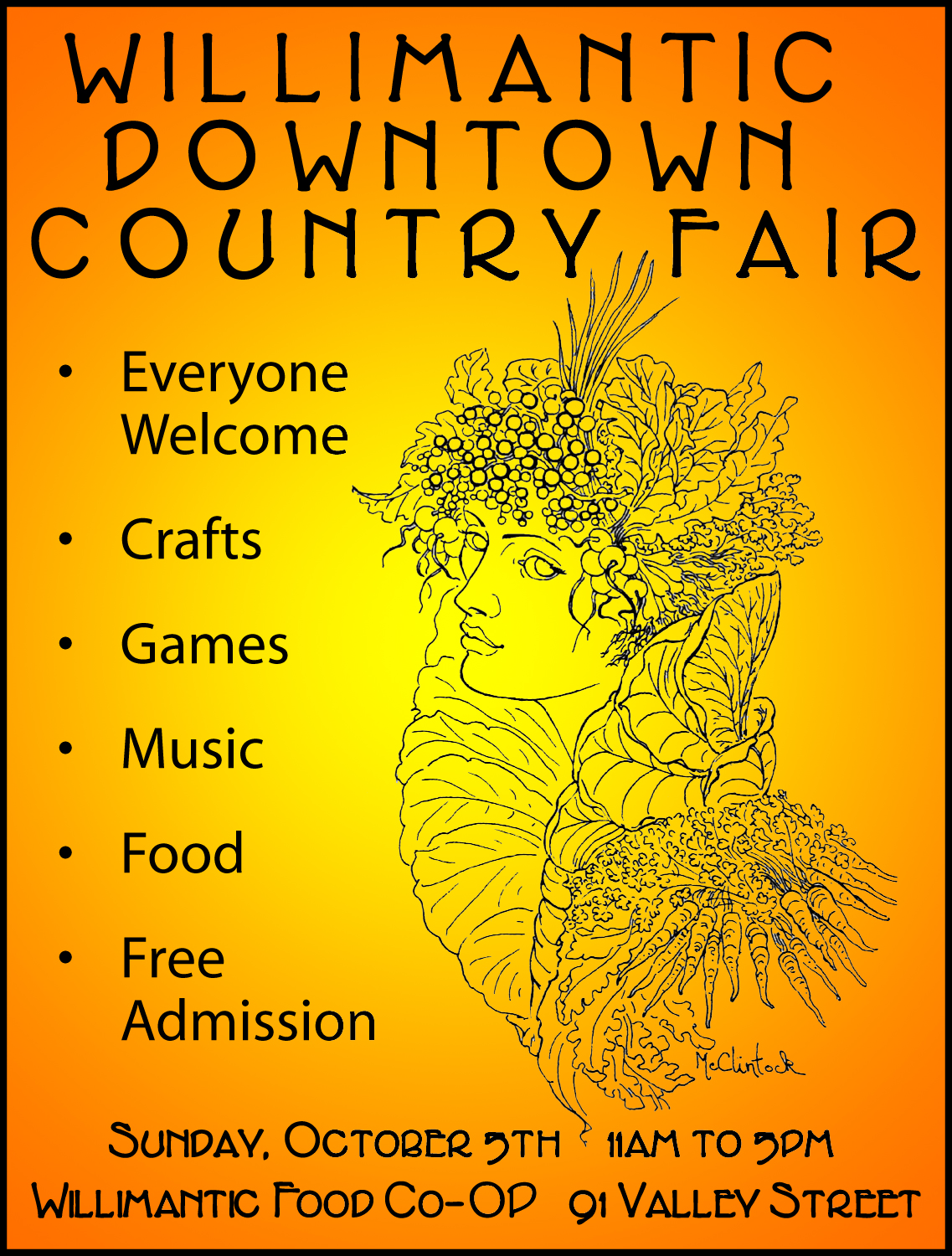 Downtown Country Fair 2014