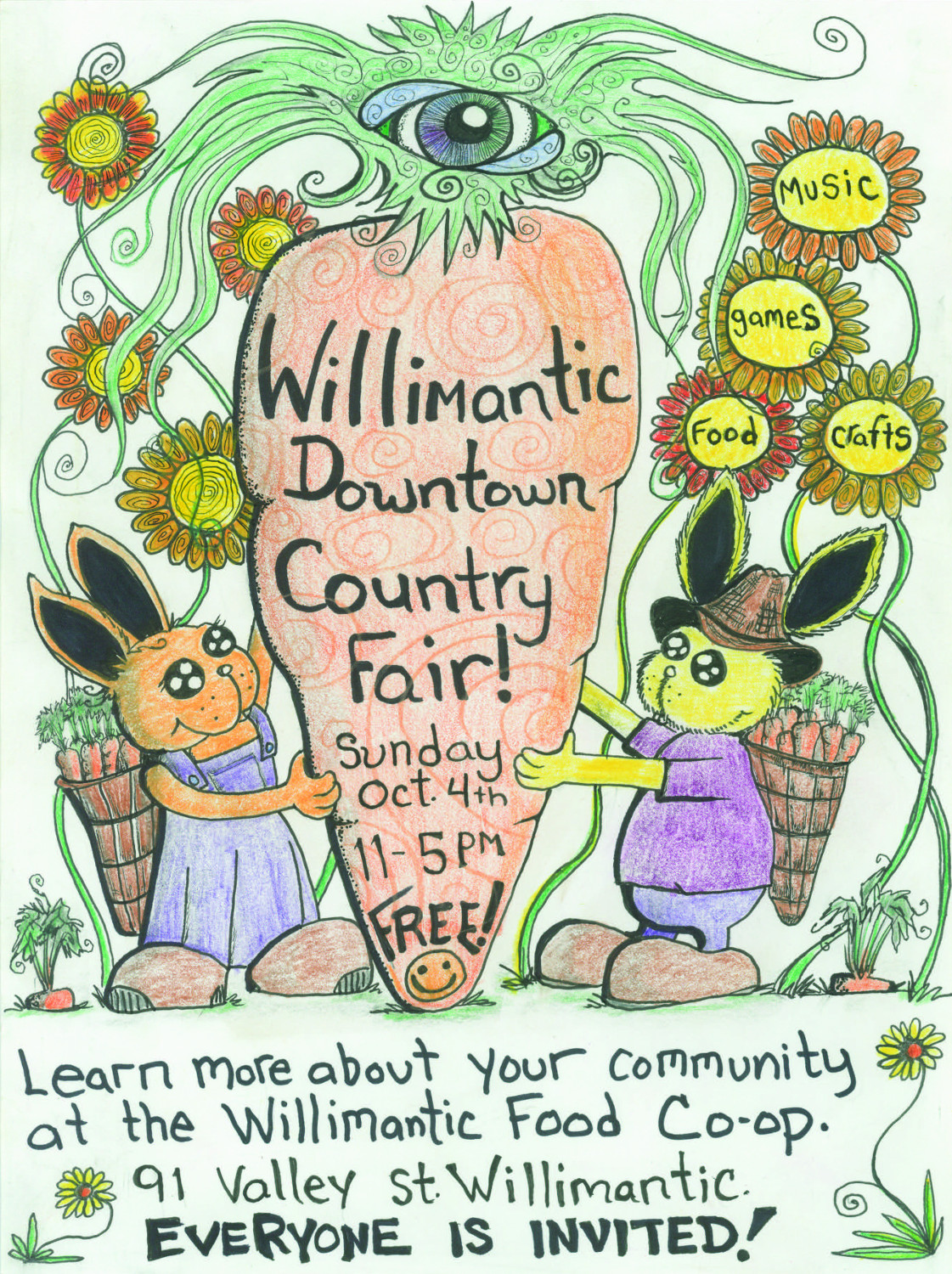 WFC Downtown Country Fair 2015