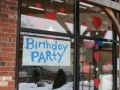 Birthday Window